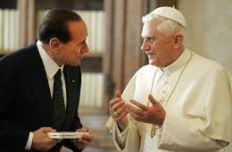 Il Papa e Berlusconi.jpg